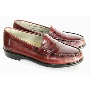 Mens Rockport DresSport Leather Comfort Loafer